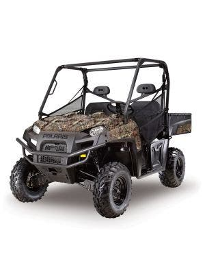 Mossy Oak® Camo UTV (Side-by-Side) Wrap