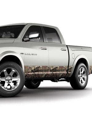 Mossy Oak® Camo Rocker Panel Wrap