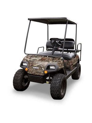 Mossy Oak® Camo Golf Cart Wrap
