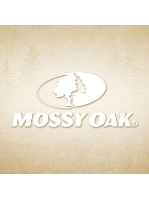Mossy Oak® Logo Decal - White