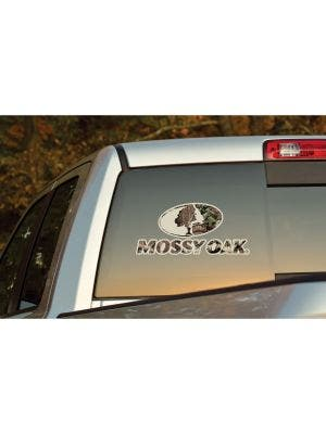 Mossy Oak® Camo Logo Decal