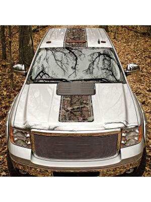 Mossy Oak® Camo Rally Stripe Package