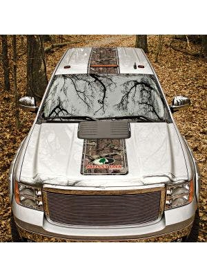 Mossy Oak® Camo Logo Rally Stripe Package