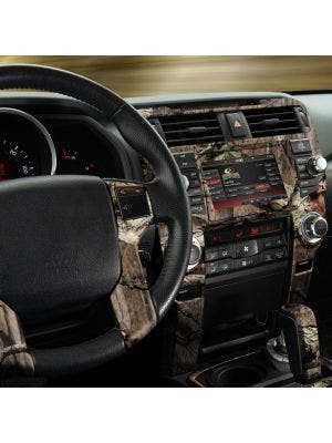 Auto Interior Skin - Camo Dash Kit