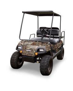 Mossy Oak® Camo Golf Cart Wrap