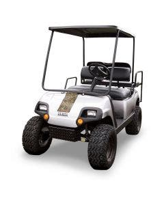 Mossy Oak® Camo Logo Rally Stripe - UTV / Golf Cart
