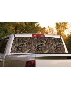 Mossy Oak® Camo Window Graphic