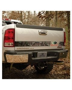 Tailgate Band Mossy Oak® Logo with Emblem Skin