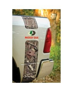 Mossy Oak® Rear Quarter Panel Camo Vinyl Wrap