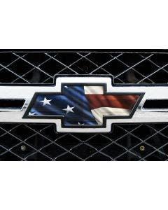 Patriotic Auto Emblem Skin