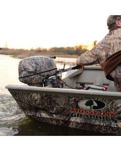 Mossy Oak® Camo Boat Motor Wrap