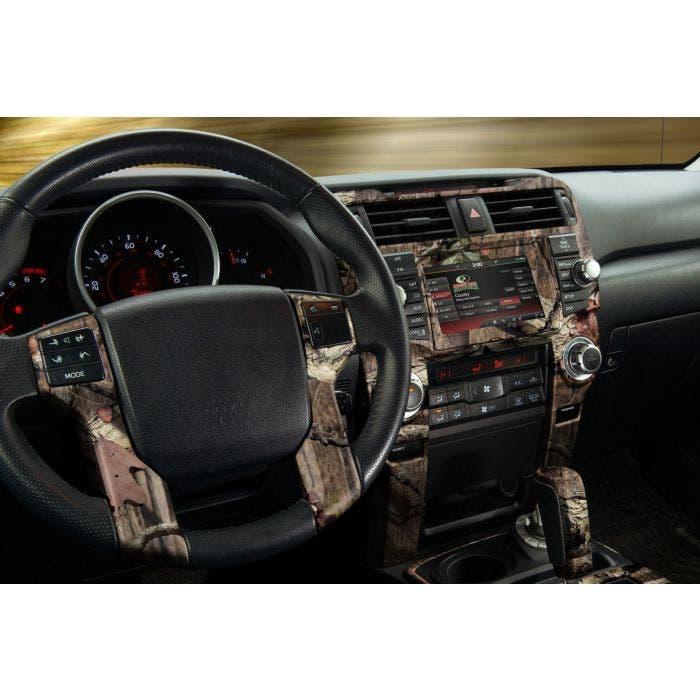 No-Fade Mossy Oak Graphics Interior Auto Dash Kit Matte Finish Many Patterns Hi-Def Cast Vinyl Easy to Install 12 x 20