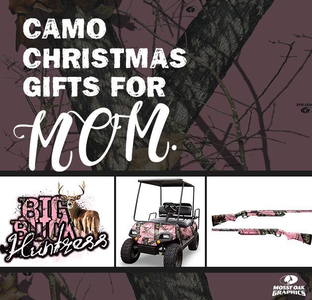 Camo Christmas Gifts for Mom