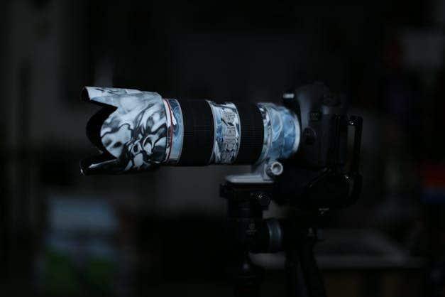 Hydro Glacier Camouflage Camera